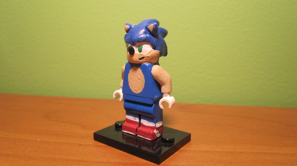 Lego Sonic Building Instructions