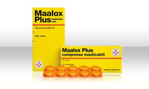 Maalox-plus