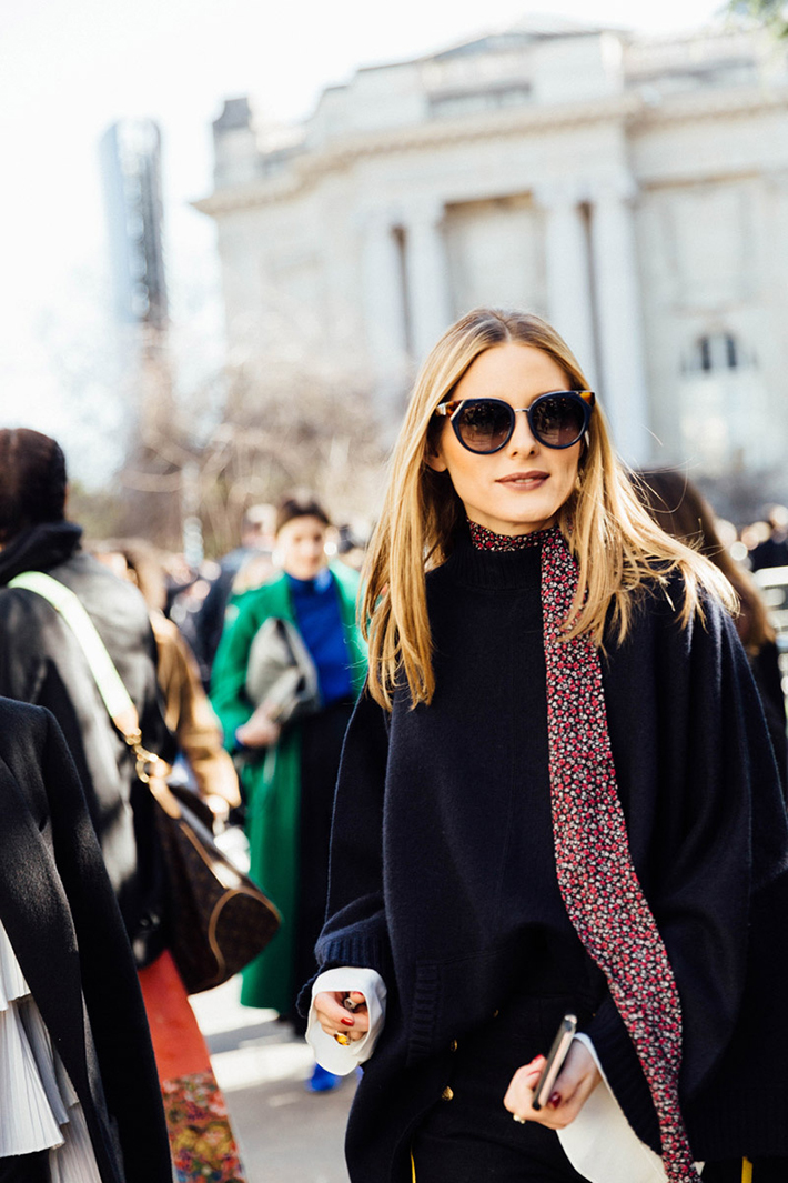 Paris fashion week street style outfit inspiration accessories fashion trend style12