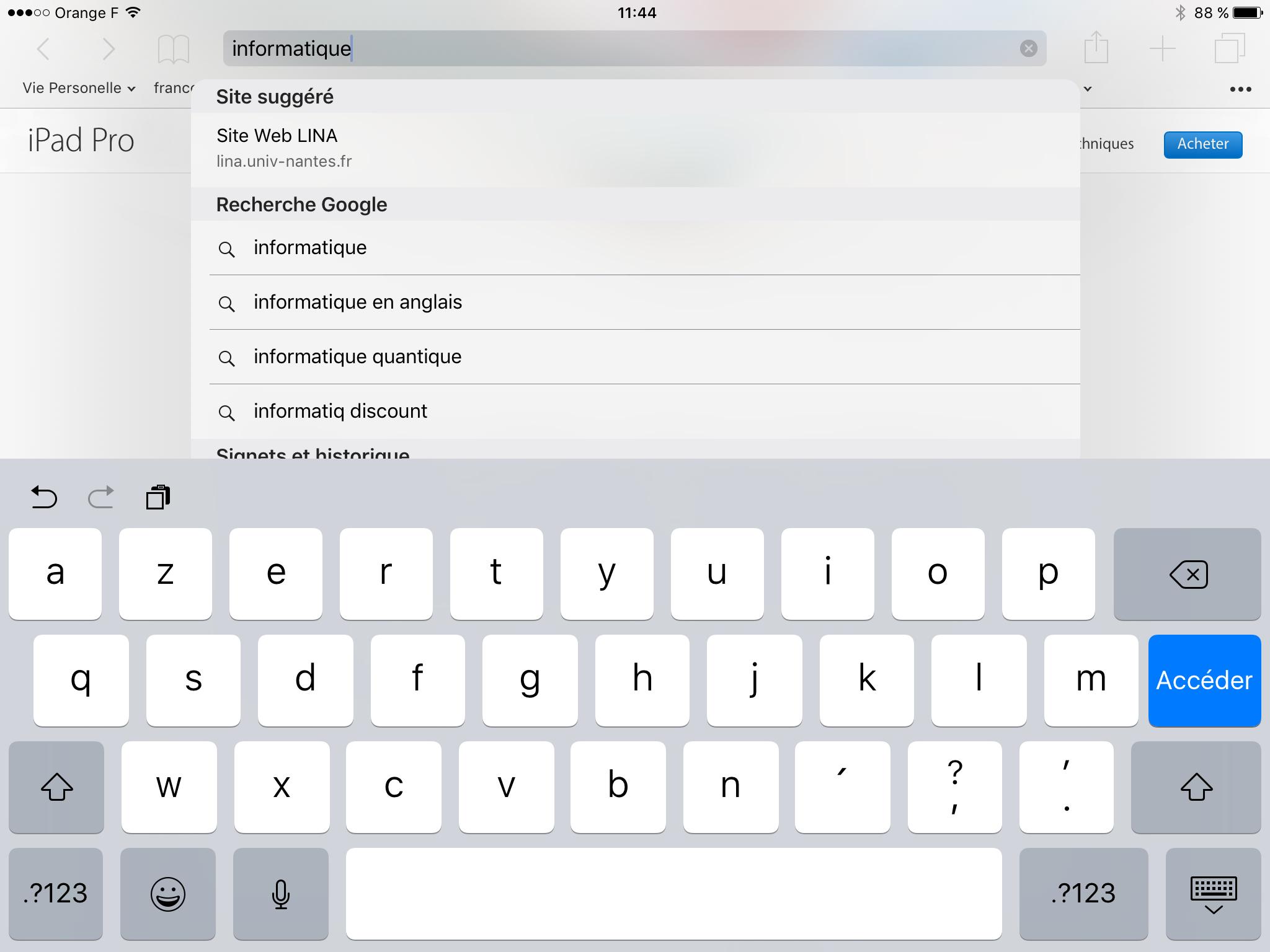 20170216 Comment rechercher un mot dans une page Internet sur iPad et iPhone 00002
