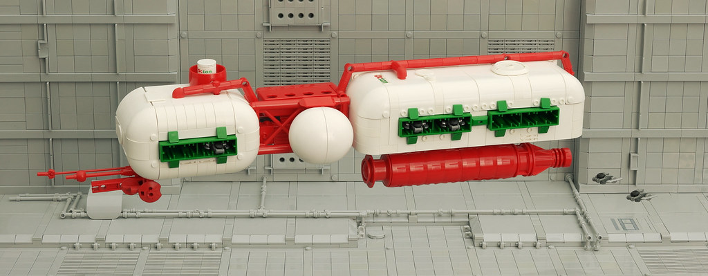 Octan Tanker Ship