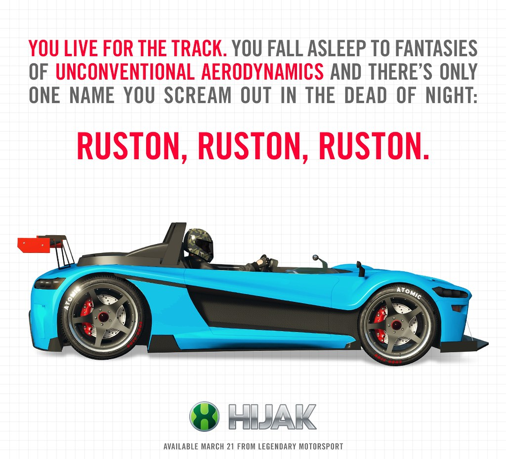 GTA Online: Introducing the Hijak Ruston and New Stunt Race