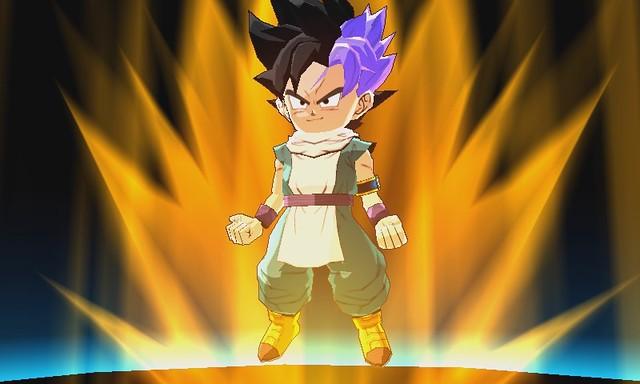 Dragon Ball Fusions Review Screenshot 08