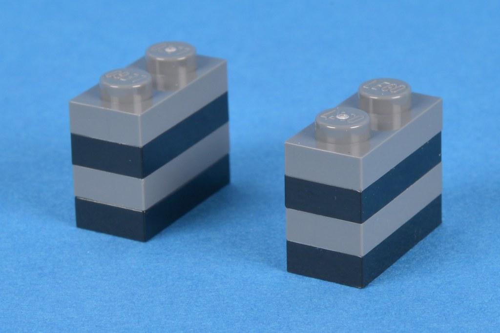 4 4x4 Dark Blue Standard Plate Lego Bricks NEW Parts