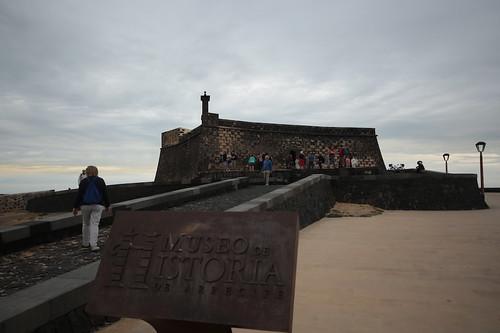 Arrecife: castillo de San Gabriel