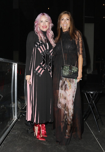 Alexa Wolman and Arlene Chaplin at PAMM Art Of The Party Presented By Valentino