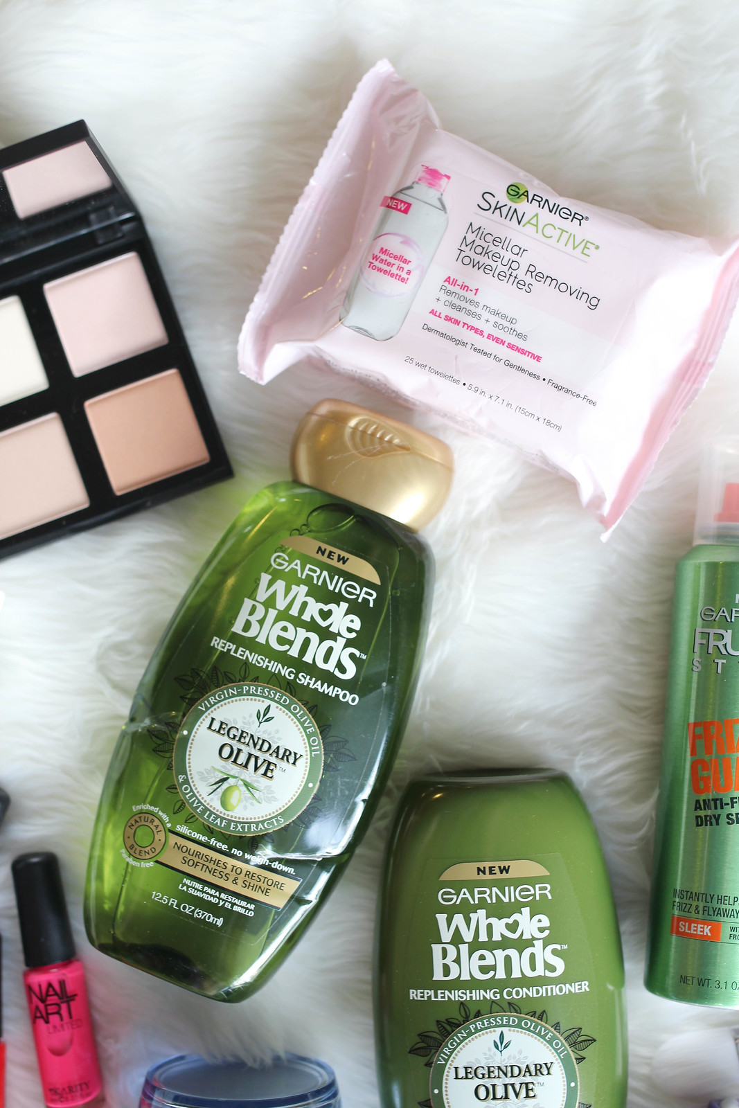 Garnier Skin Active Micellar Makeup Removing Towelettes Living After Midnite February Beauty Essentials