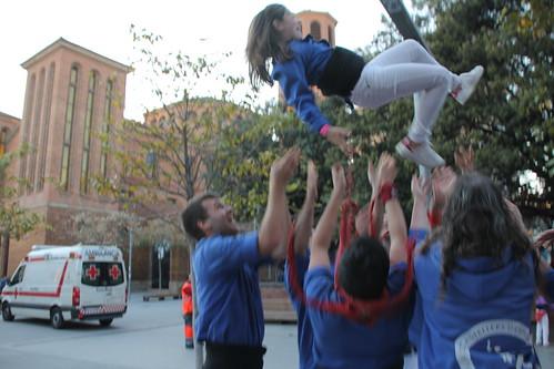 Diada de Primavera dels Castellers de Cornellà