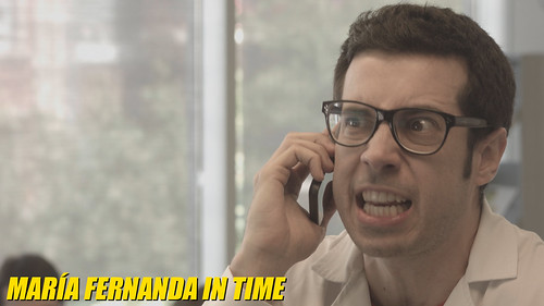 """Maria Fernanda in Time"" Comedy Film"