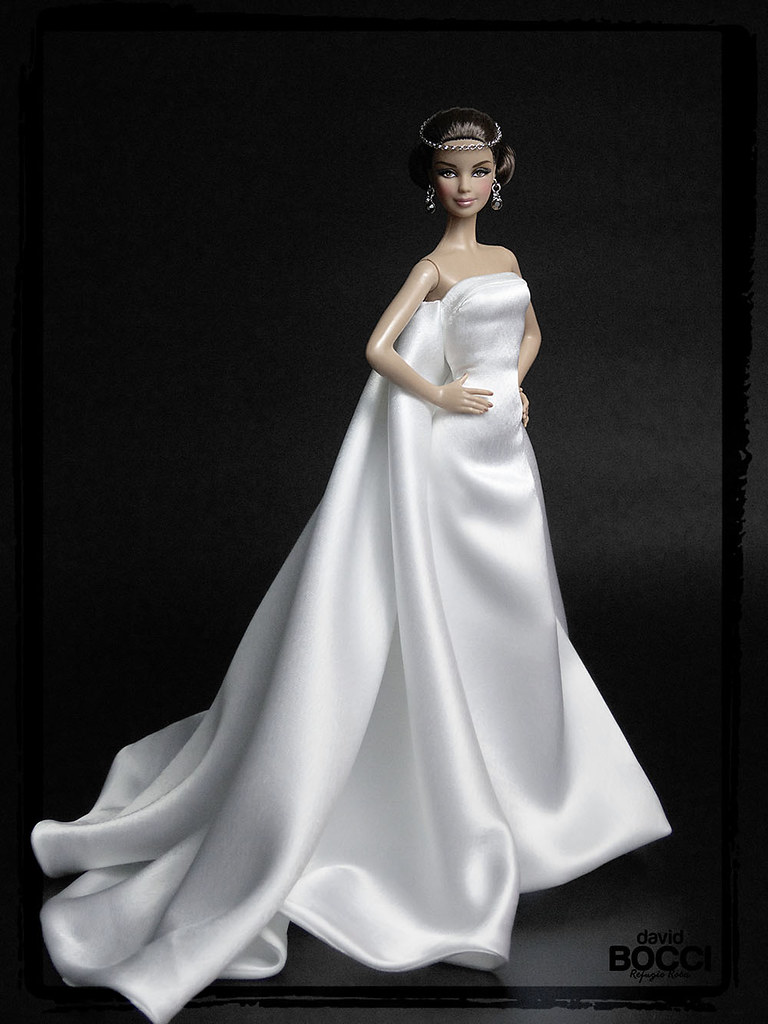 Ooak inspired by an Audrey Hepburn look | David Bocci (Refugio Rosa ...