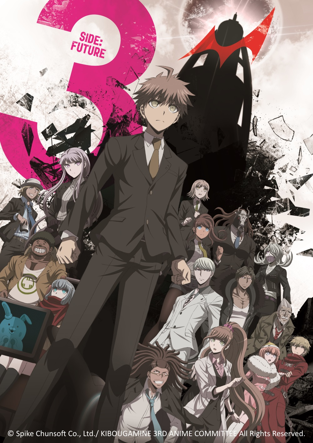 Danganronpa 3 - Future Arc