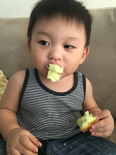 Zafeer @ 1 year 4 months old