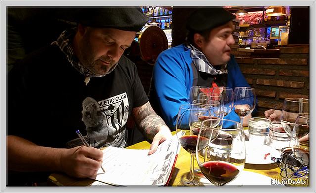 Gimkana Gastronómica por Bilbao 21