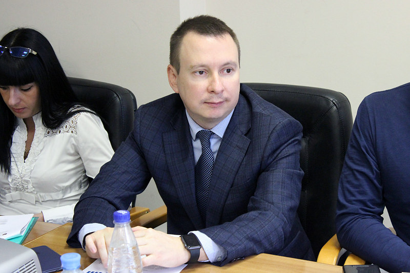 "Константин Недосекин, ГК ""Медиа Дистрибьюшен - Пресс-Логистик"""