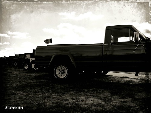 J10 Jeep / truck at the Indian River inlet | by delmarvausa