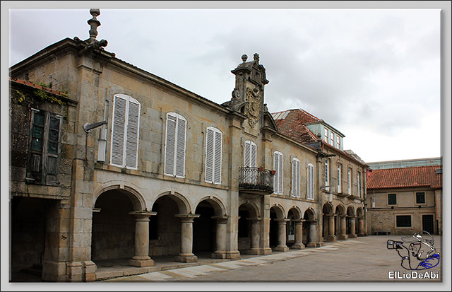 Un paseo por el casco histórico de Pontevedra (1)