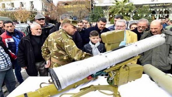 القوات البرية الجزائرية [  Missiles Anti-Chars ]   33492719093_a1d07d730b_o