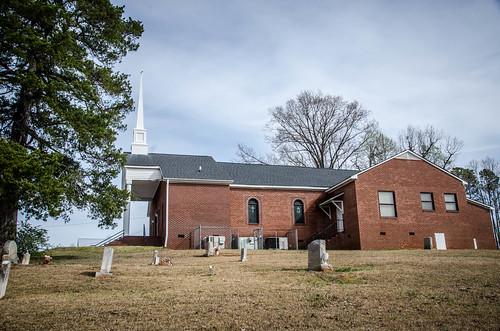 St. John Baptist Church and Cemetery-004