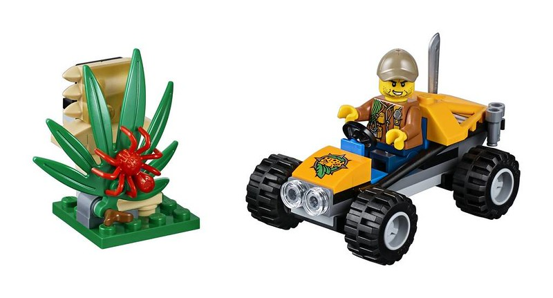 LEGO City Jungle Buggy (60156)