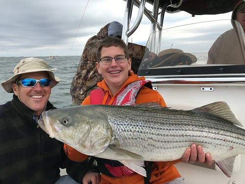 weekly fishing report april 19