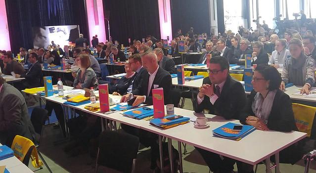 Landesparteitag der Freien Demokraten NRW in Hamm am 2. April 2017