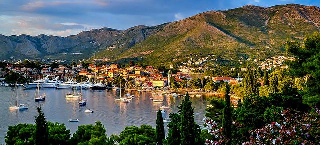 Seaside Village in Croatia