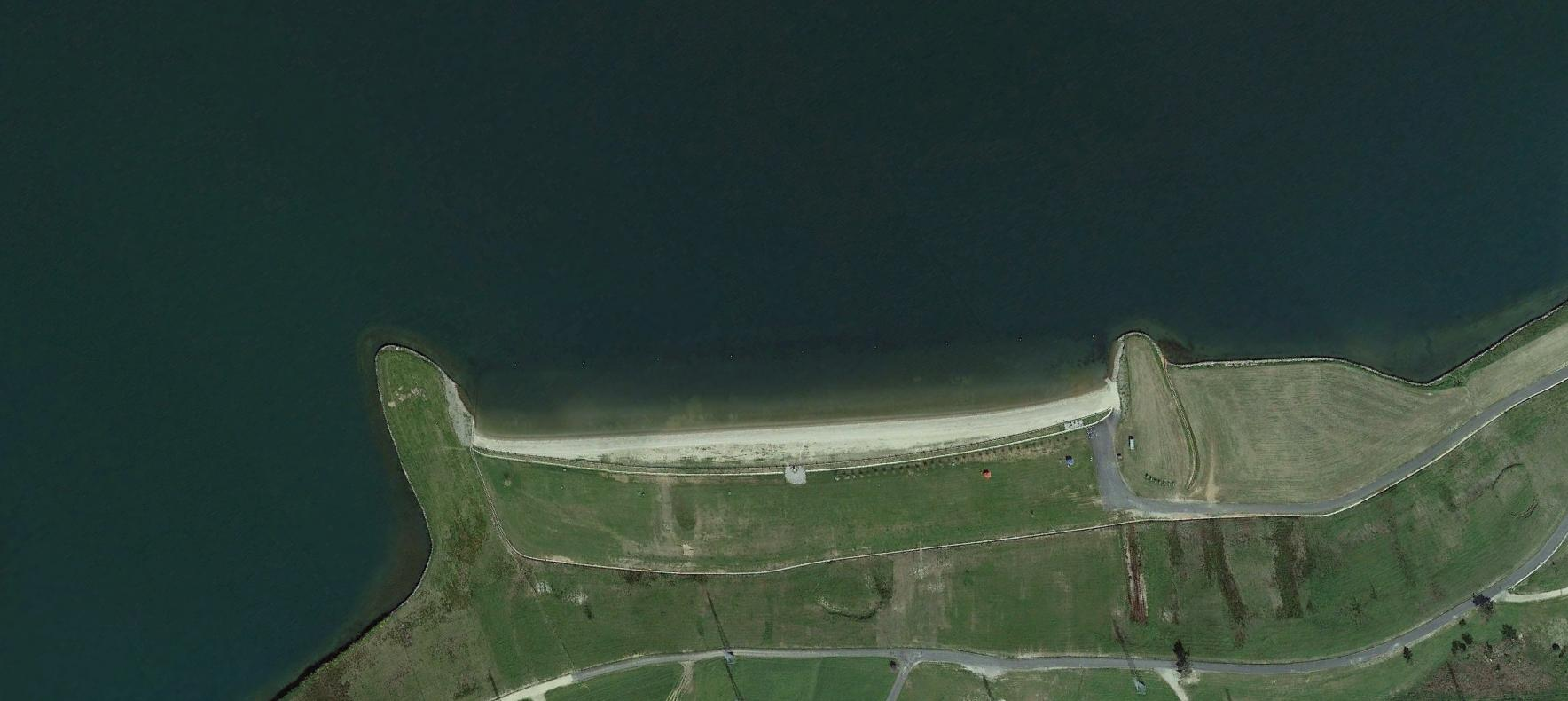 praia da lagoa de as pontes, a coruña, restauraciones a go-go, después, urbanismo, planeamiento, urbano, desastre, urbanístico, construcción, rotondas, carretera