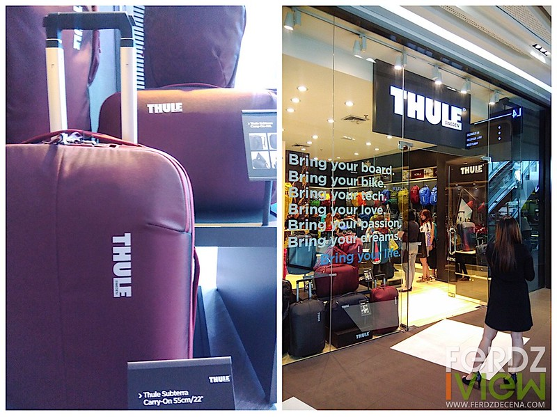 The Thule store at SM Aura