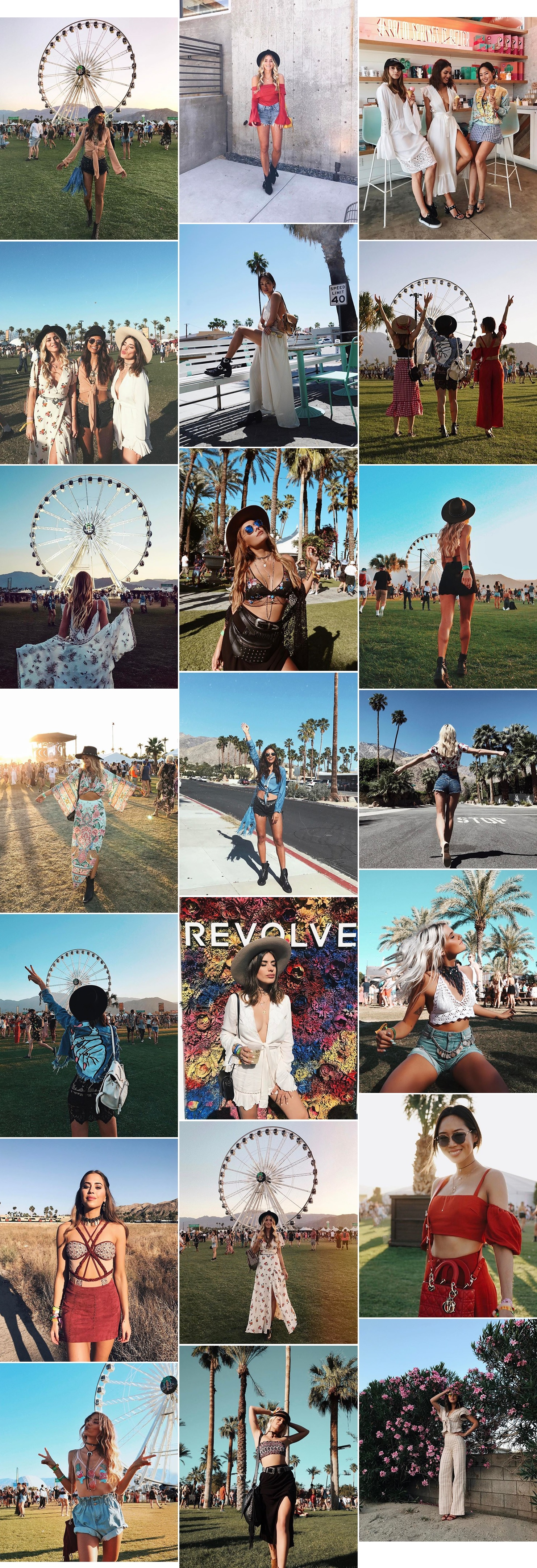 INSPIRATION | COACHELLA 2017