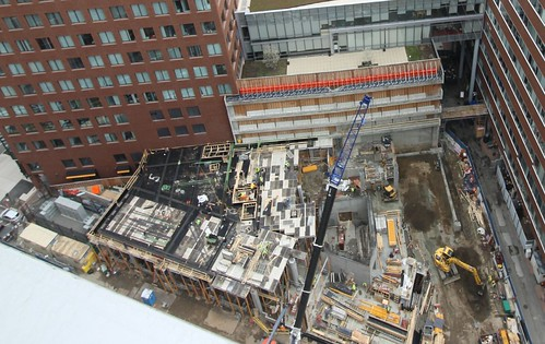Aerial View of 88 Ames Street (Courtesy Boston Properties)