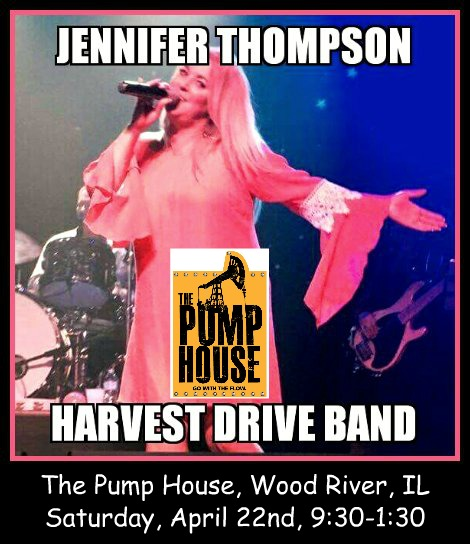 Jennifer Thompson Harvest Drive 4-22-17