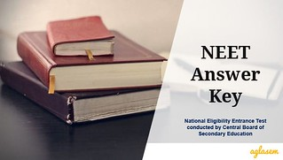NEET 2017 Answer Key