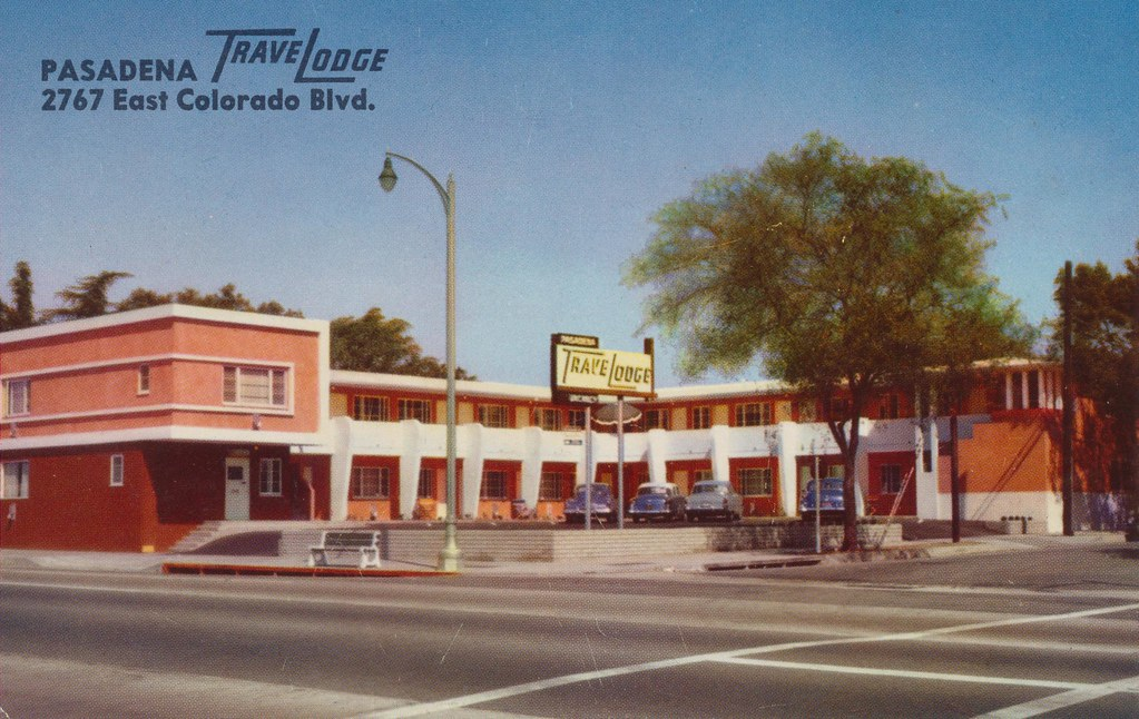 Travelodge - Pasadena, California