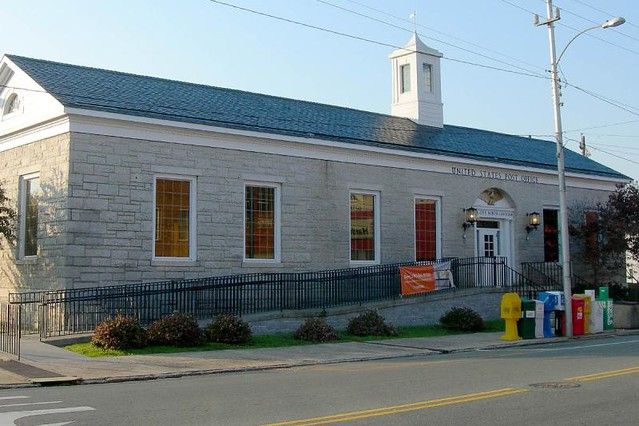 Siler City Nc Post Office Flickr Photo Sharing