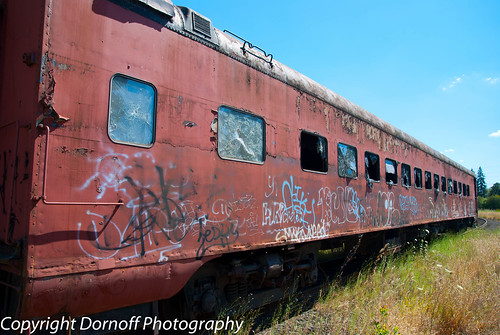 How To Get A Free Car >> Old Passenger Rail Car | This old passenger rail car sat ...
