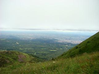 046 Uitzicht vanaf de Puy de Dome
