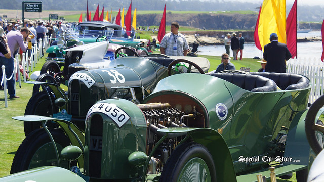 Pebble Beach Concours DElegance Change Dates In Special Car - Pebble beach car show 2018
