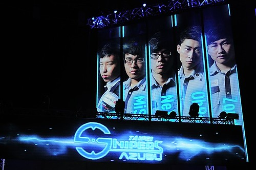 lol-gpl-s3-arena | by Sinchen.Lin