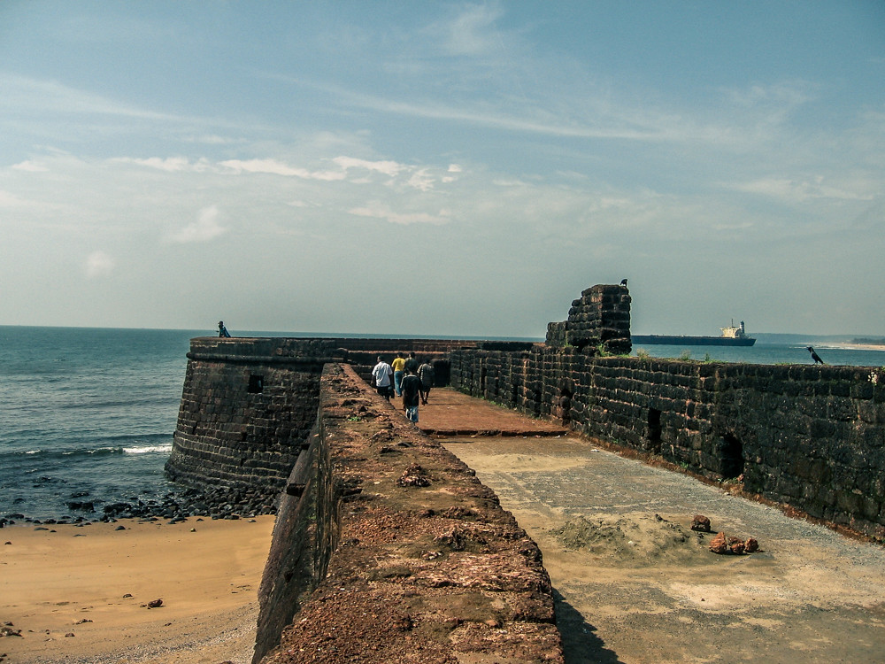 Fort Aguada Hotel Goa India Fort Aguada Goa