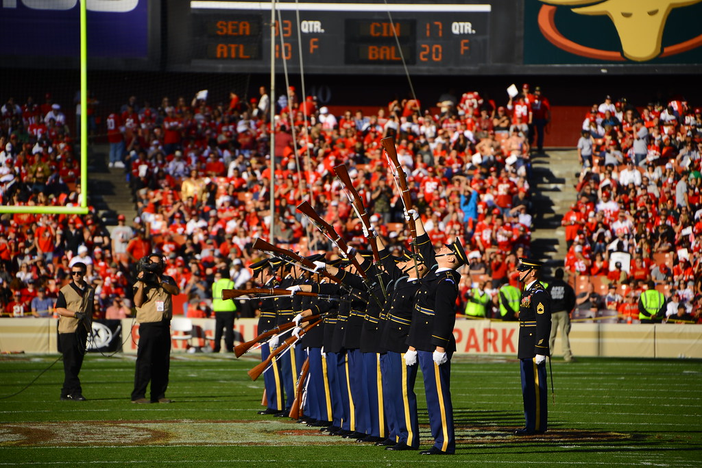 131110-A-ND255-060 | The United States Army Drill Team ...