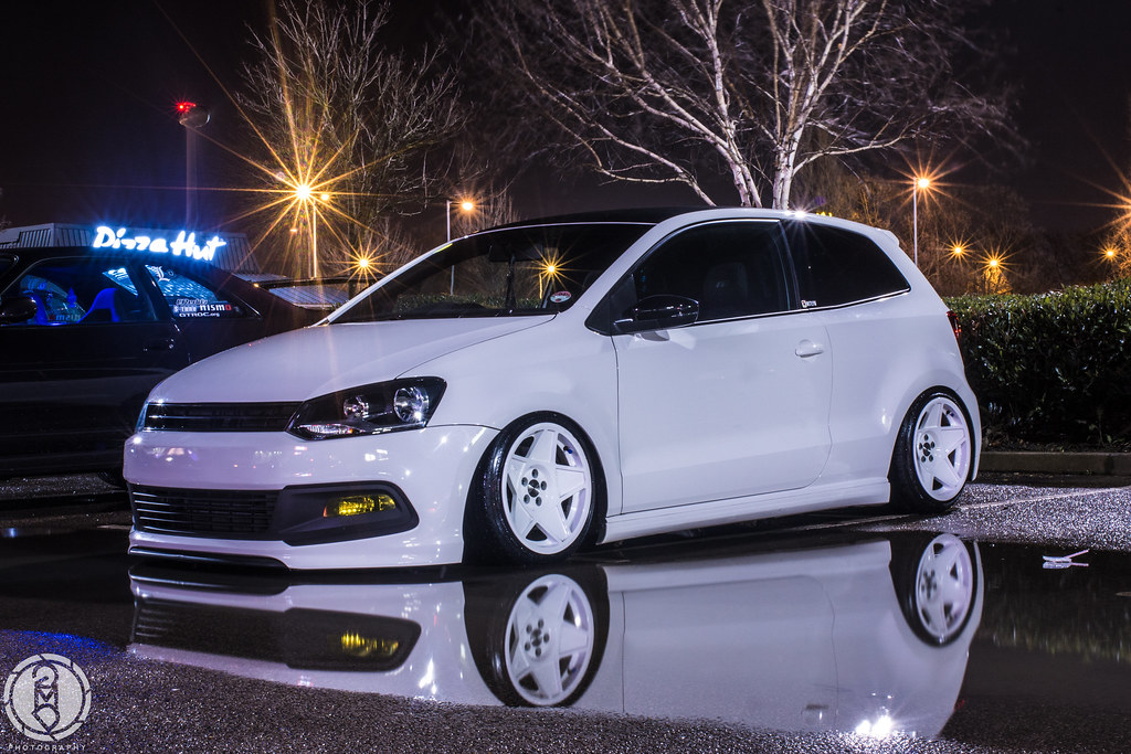 Vw Polo Stance Daily Meet Gmd Online Flickr