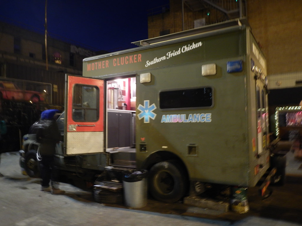 Food Truck In England