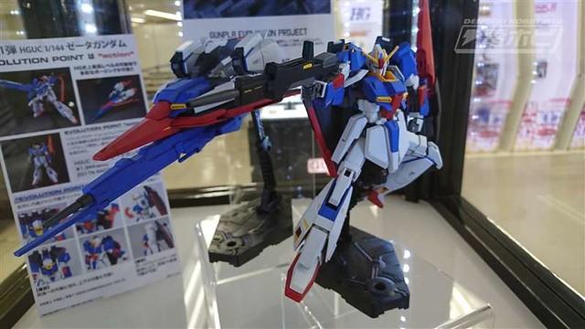 HGUC Accelerate Evolution 1/144 Zeta Gundam