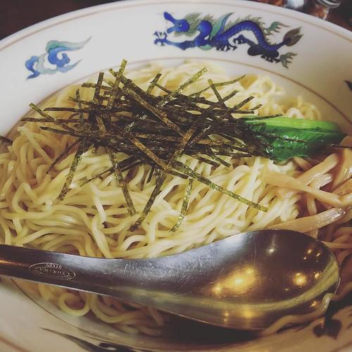 松波のつけ麺 #松陰神社前