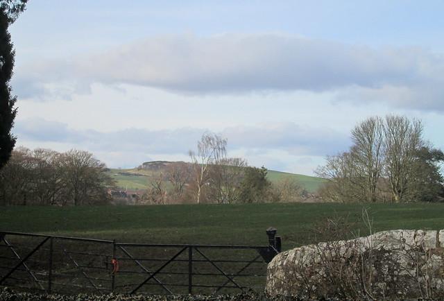 hills, Kemback< Fife