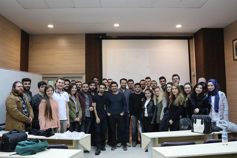 İstanbul Aydın üniversitesi Teknoloji Günü