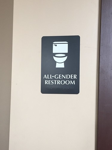 All-Gender Restroom | by Joe in DC