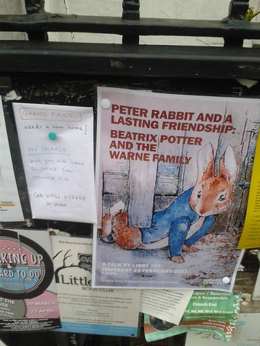 Peter Rabbit and a Grand Piano