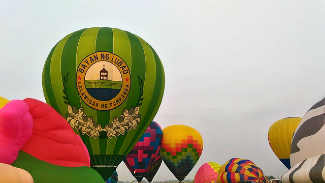 Duane Bacon Lubao 2016 Hot Air Ballon Festival Pampanga Philippines Summer Official