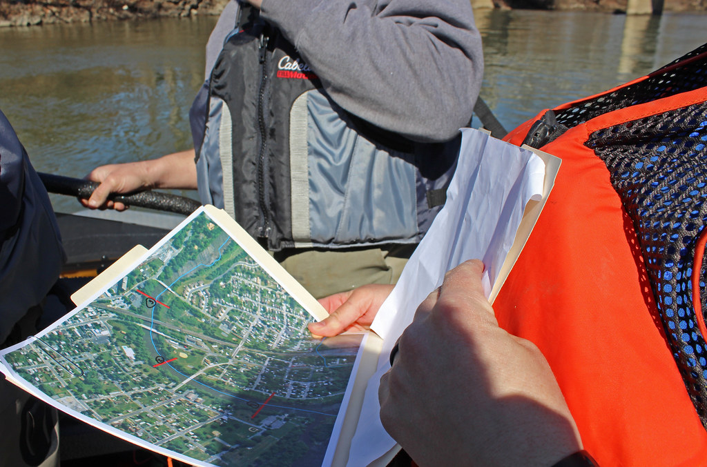 Srbc Army Corps Survey Swatara Creek A Map Provided By Th Flickr - Us-corps-of-engineers-district-map